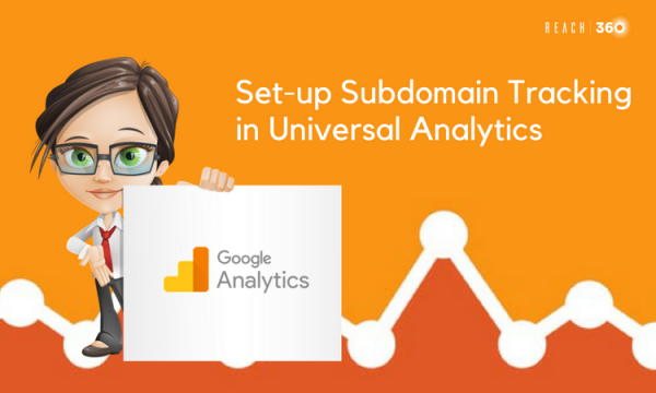 Sub-domain Tracking in Google Universal Analytics