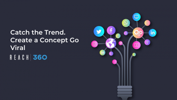 Catch the Trend. Create a Concept. Go Viral.